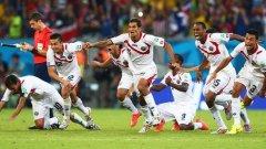 Играчите на Коста Рика са редват след пропуска на Гекас