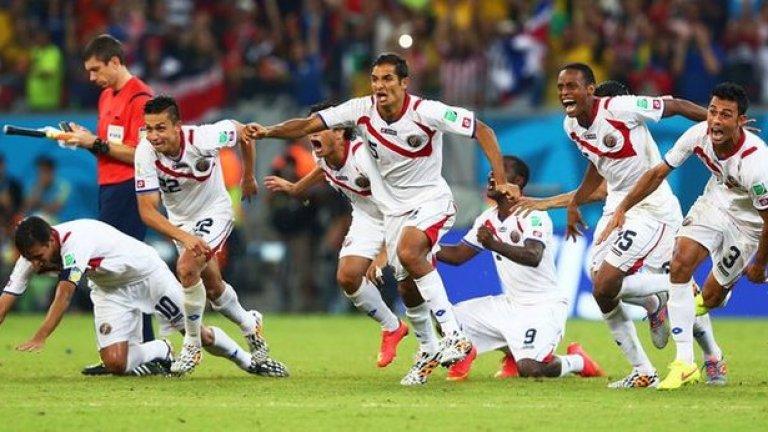 Цел и пред Коста Рика  Шест мача без загуба на Световно първенство е постижение на Мексико от САЩ '94 и Франция '98, което никой отбор от КОНКАКАФ не е подобрил. Коста Рика обаче постигна 5 мача без загуба в Бразилия 2014, макар че беше аутсайдер срещу Уругвай, Италия, Англия и Холандия. Сега костариканците могат да продължат серията си срещу Сърбия, за да изравнят постижението на Мексико. А за да го подобрят, вече ще е нужен още един подвиг - поне точка срещу Бразилия.
