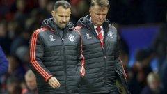 Гигс е един от спряганите заместници на Ван Гаал начело на Юнайтед