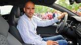Джигитът Гуардиола: Чупи по кола на година, огледалата ги няма за нищо и пълни дизела с бензин