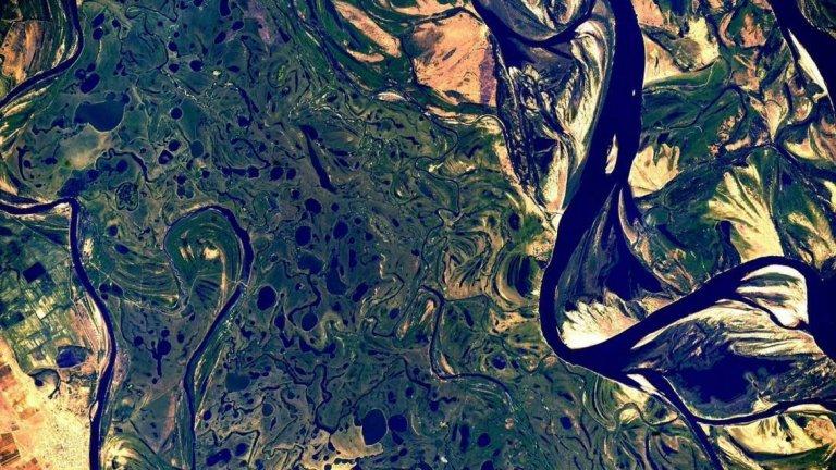 делтата на река Волга