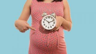 Каква е тайната на бременните работещи жени?