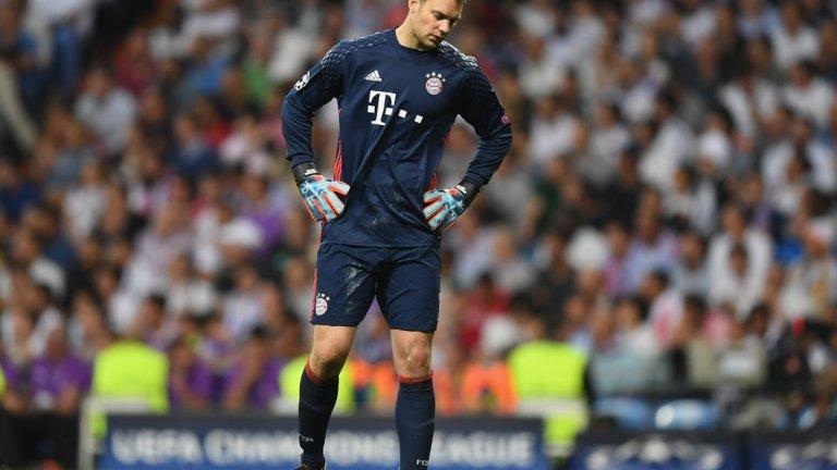 Вратар: Мануел Нойер, Байерн Мюнхен – 88 точки