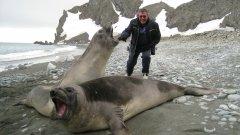 Не студът, а изолацията е големият проблем на Антарктида