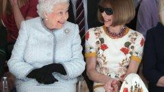 Сутрешен newscast: Кралица Елизабет II изненадващо посети Седмицата на модата в Лондон
