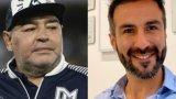 Шокиращият запис на лекаря на Марадона: Дебелият ще умре нас*райки се
