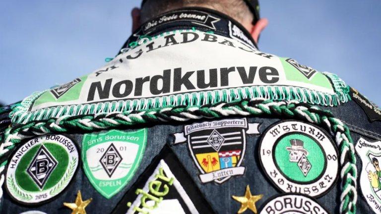 Феновете на Гладбах не таят приятелски чувства към футболен клуб Кьолн. Обратното също е вярно.