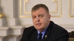 Каракачанов заяви и че ВМРО ще отидат на президентските избори със собствена президентска двойка