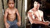 10-годишният феномен с релеф на културист и с душата на Брус Лий