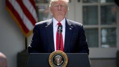 Нито става дума за климата, нито за американския бизнес
