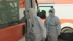 Градът попадна в червената зона на разпространение на коронавирус