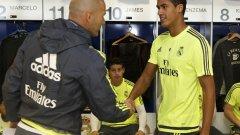 Рафаел Варан  На 18 се присъедини към Реал Мадрид, за да играе под ръководството на Жозе Моуриньо. Французинът стана един от младите таланти, с които Моуриньо наистина искаше да работи, и затова Варан изигра 15 мача в испанското първенство още в първия си сезон. Оттогава се превърна в един от водещите защитници на Реал.