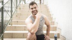 Богдан от Live To Lift: Когато спортът носи удоволствие