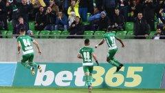Най-ниските футболисти в Европа играят в Лудогорец и българската Първа лига, като цяло