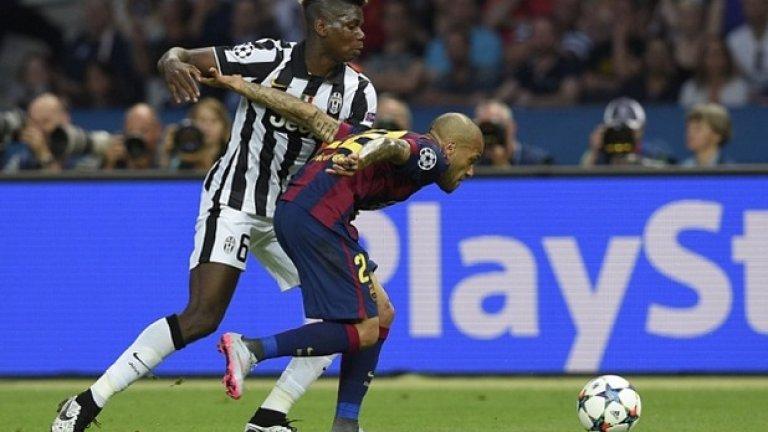 Дефанзивен полузащитник: Пол Погба – не успяха това лято, но е много вероятно да го изкушат следващото.