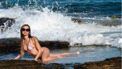 Рускиня, позирала за Playboy, бе открита мъртва край база на НАТО в Сардиния