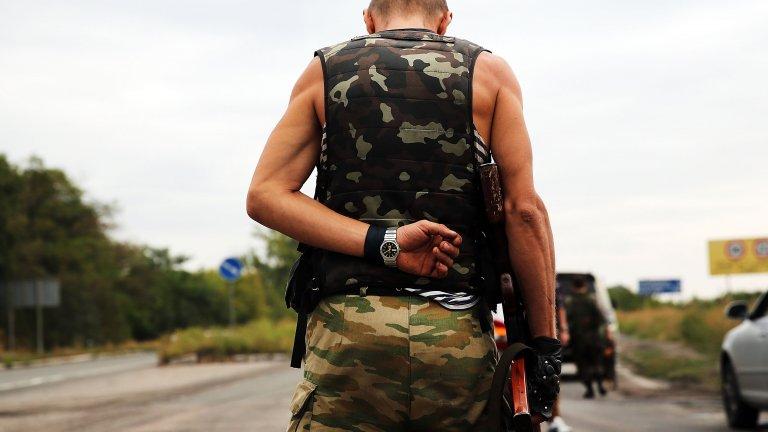 """""""Коя е най-сигурната руска граница? Тази, на която и от двете страни има наши войници"""""""