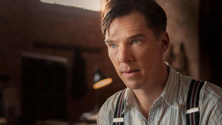 """Бенедикт Къмбърбач - Алън Тюринг   """"Игра на кодове"""" разказва за живота на британския математик Алън Тюринг, който успява да разбие кода на немската машина Enigma – предизвикателство, в което много преди него се провалят. Филмът получава осем номинации за наградата """"Оскар"""", а Къмбърбач се разминава с малко от златната статуетка за най-добра мъжка роля."""