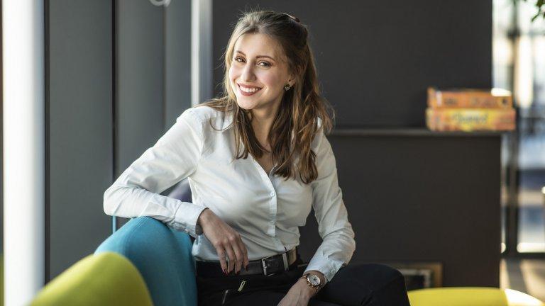 Наталия Роси е в България от година и половина и планува да остане за дълго
