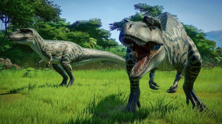 Jurassic World Evolution  Когато видеоигрите са базирани на филми, резултатите обикновено са плачевни. Редки примери като Goldeneye 007 бяха критично признати, но други като Aliens: Colonial Marines и Star Trek (2013) бяха силно критикувани. Едно заглавие, което получи повече критики, отколкото може би заслужи, е Jurassic Park Evolution. Базирана около франчайза Jurassic Park, Evolution е разработена от Frontier Developments и пусната през юни 2018 г. Джеф Голдблум, Брайс Далас Хауърд и Б. Д. Вонг озвучават персонажите, а играта ви позволява да изградите свой собствен парк Jurassic World, пълен с атракции.  За тези, които са израснали с Jurassic Park, Evolution носи безспорна радост от управлението на вашия собствен парк. Тя не само улавя духа на Zoo Tycoon, но и поддържа играта интересна с постепенно покачваща се трудност и създаване на нови видове динозаври чрез ДНК манипулации. Плюс това, който не обича да чува гласа на Джеф Голдблум?