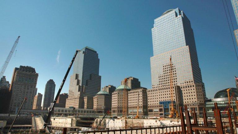 Използвайки издателство Conde Nast като магнит, 1 World Trade Center би привлякъл повече фирми и по-високи наеми