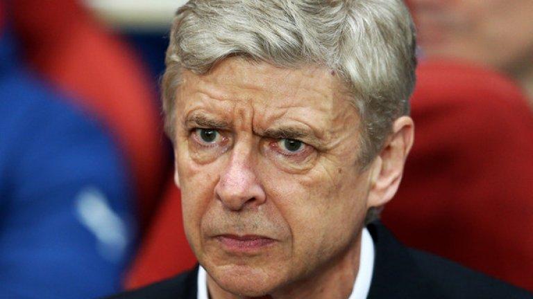 Арсен Венгер Въпреки критиките, въпреки трудните моменти, Арсен Венгер е най-доброто попълнение на Арсенал в ерата на Висшата лига.