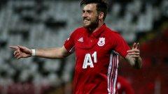 Кери измъкна ЦСКА в труден мач срещу намиращия се в добра серия Берое