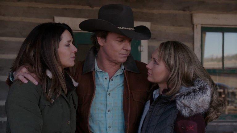 """""""Родина"""" (Heartland) Сезони: 13 Епизоди: 214Канадският сериал с 13 сезона, """"Златен глобус"""" и куп награди """"Еми"""" стъпва в семейно ранчо, където сестрите Ейми и Лу продължават делото на покойната си майка и се грижат за коне с баща си Джак. Динамиката в отношенията им и срещите с други хора обаче също препускат в галоп, а ако не сте ги гледали по AXN, сега е моментът да посетите семейството в Amazon Prime."""