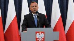 Полският президент смекчи позицията си за абортите: Жените да имат избор