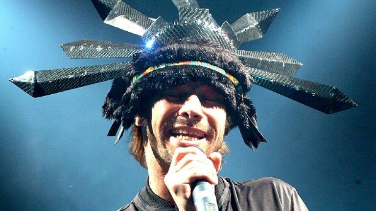 Британският ейсид фънк проект Jamiroquai ще свири за първи път в България на фестивала Еlevation 2011