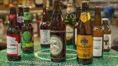 МЕТРО вече предлага над 400 вида бира от 22 държави.