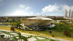 """Стадион """"Лусаил"""" ще бъде бижуто на Катар"""