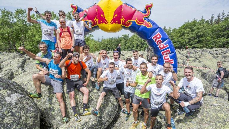 Още снимки от състезанието Red Bull Moreni Challenge вижте в галерията