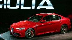Giulia на Alfa Romeo ще трябва да се бори с 3-ата серия на BMW