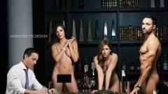 Мениджърите от криейтив агенцията Viceroy Creative решиха да представят фирмата си като направят гола фотосесия (виж галерия)