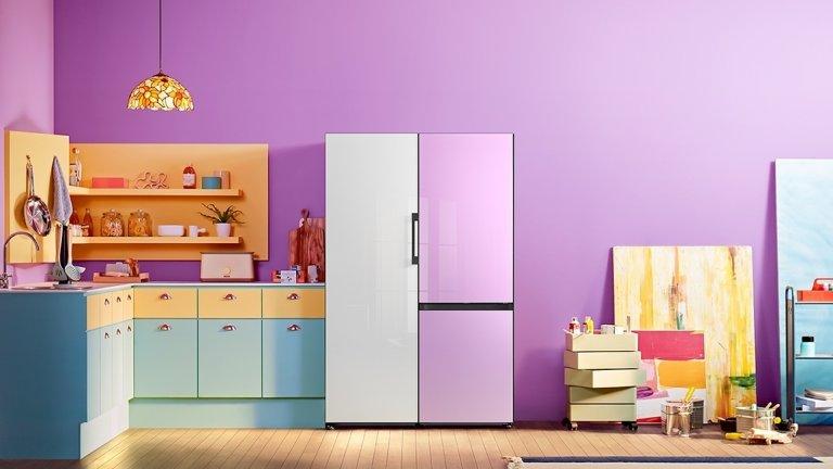 Както са казали мъдрите хора - външният вид не е всичко, и хладилникът e не е просто красив, но и високотехнологичен