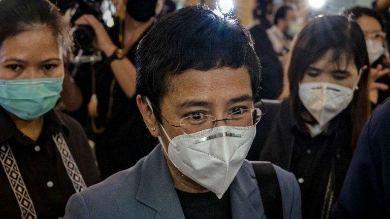 Или как една от най-яростните противнички на филипинския президент се оказа зад решетките в едно откровено спорно дело