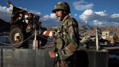 Най-малко 20 индийски войници са загинали при сблъсъка с китайски военни в оспорвания регион