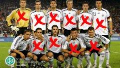 Вижте в галерията къде са сега футболистите на Бундестима от 2006-а.