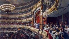 От имперски театър на Екатерина II до конгресна зала на КПСС - това е историята на Болшой театър (ГАЛЕРИЯ)