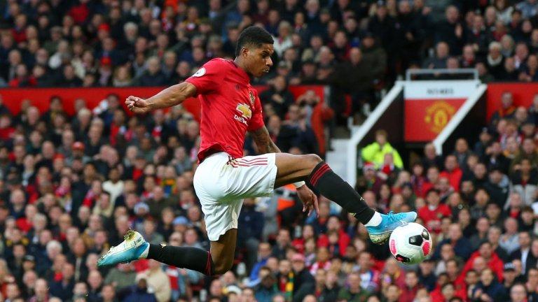 Рашфорд изигра един от най-силните си мачове за Юнайтед и нещата тръгнаха зле за отбора веднага след като той беше изваден от игра