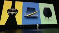 Премиерата на Samsung Note 9