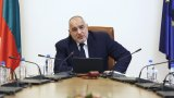 Все пак лидерът на ГЕРБ изрази мнение, че никой не е толкова подготвен за поста колкото него самия