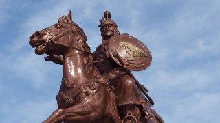Тежестта на короната: Хан Аспарух - основателят на Българската държава