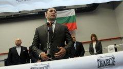 Да се качиш на ринга с Кубрат Пулев винаги изисква смелост.
