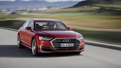 Audi А8 идва в София само месец след световния му дебют на автосалона във Франкфурт. Четвъртото поколение на модела е и един от първите серийно произвеждани автомобили в света с вложени технологии, които позволяват високо ниво на автономно движение. От 2018 г. Audi постепенно ще започне да внедрява в колите си отделни функции за пилотирано управление, като тази за паркиране и гариране, за движение в натоварен трафик и в задръстване. Новото Audi A8 дебютира с два V-образни 6-цилиндрови двигателя - 3.0 TDI с максимална мощност 286 к.с. и 3.0 TFSI бензин с 340 коня.