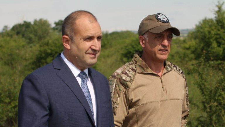 Полковник Емил Тонев оглавява НСО след решение на кабинета