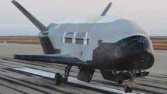 Американските ВВС определено не са щедри откъм информации за своя космически проект