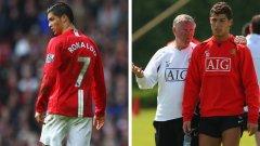 Обяснено: Защо Роналдо може да носи два номера в Юнайтед