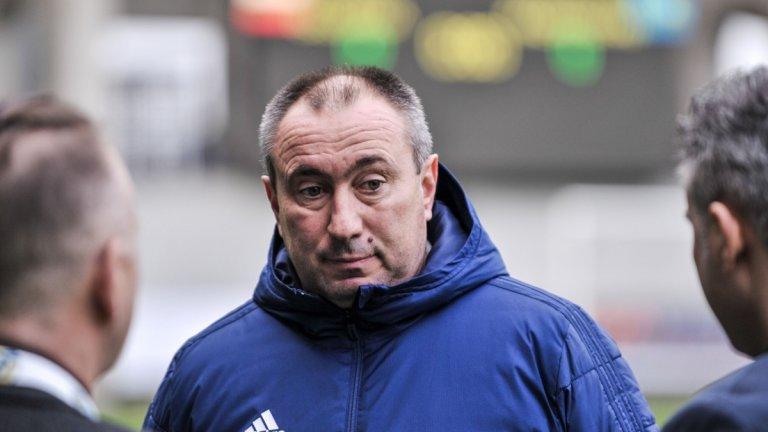 Мъри се завръща в Левски